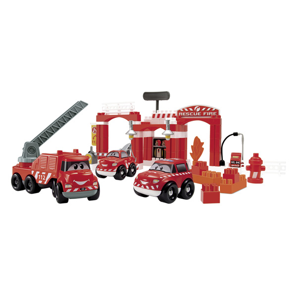 abrick pompier