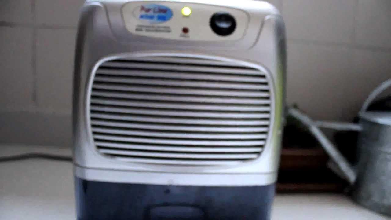 absorbeur humidite electrique