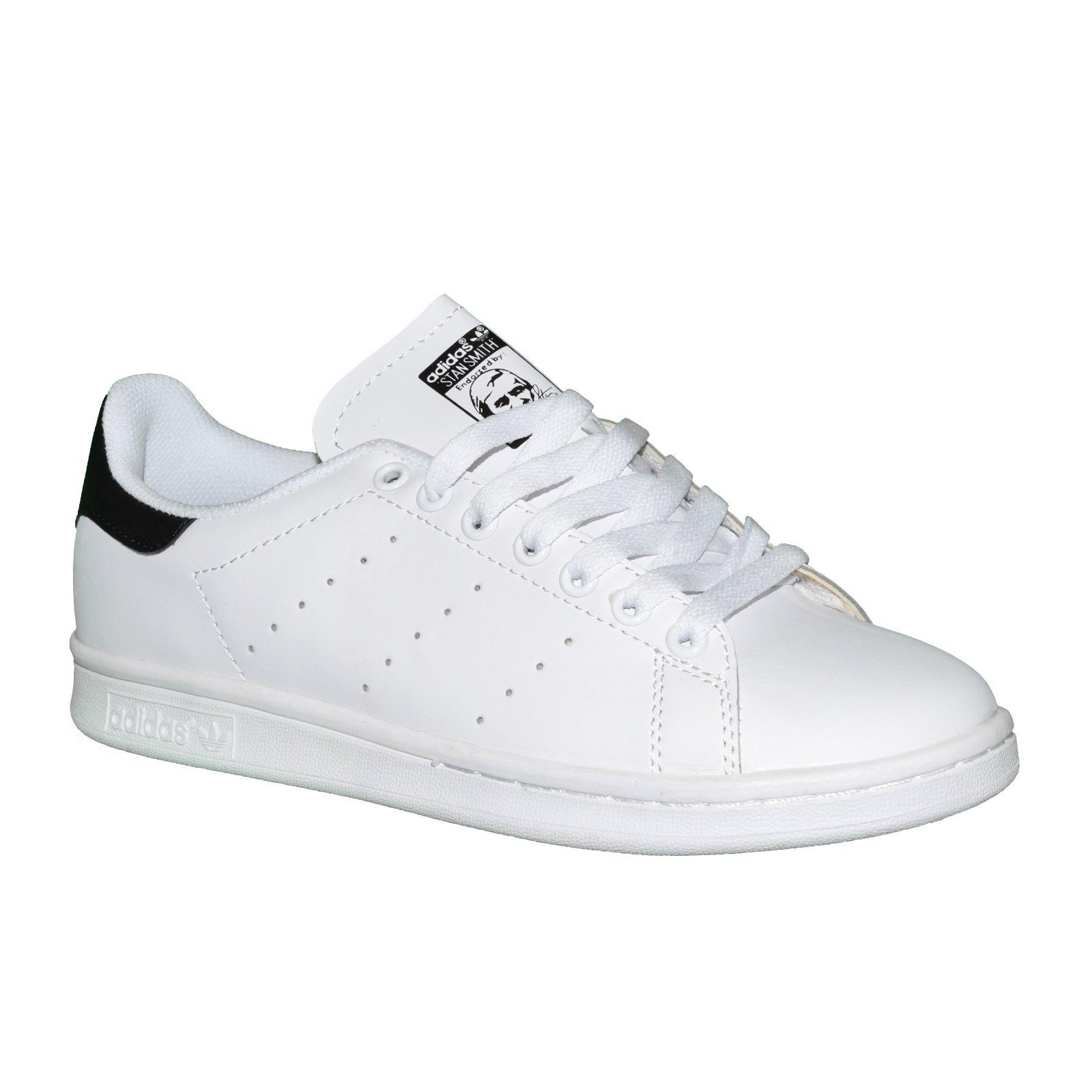 adidas stan smith blanc noir