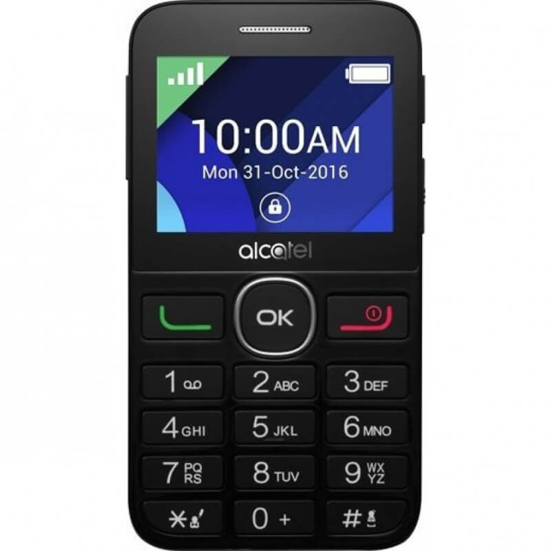 alcatel grosses touches