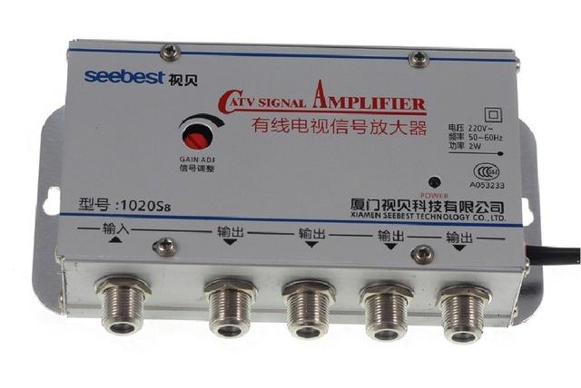 amplificateur de signal tv