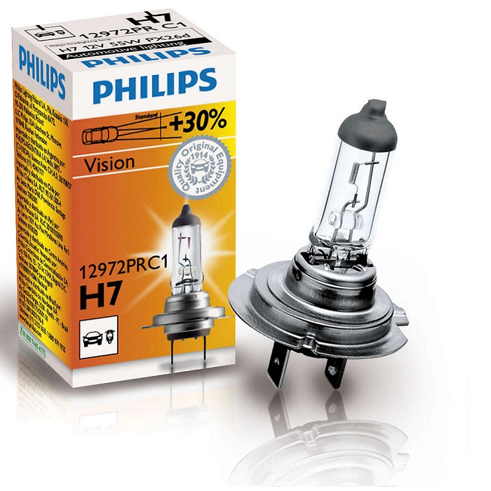 ampoule h7 100w philips