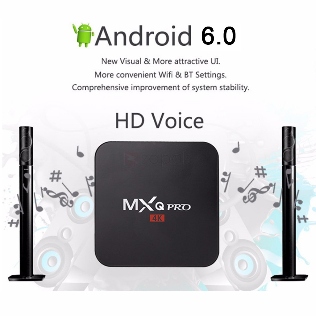 android 6.0 mxq pro