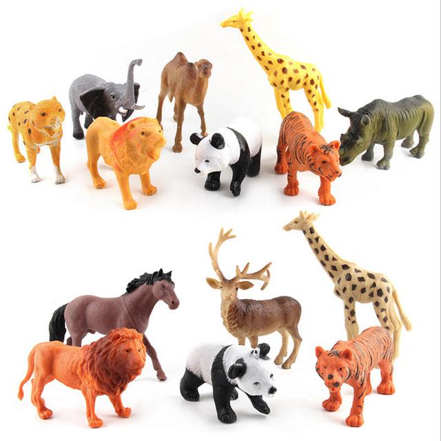 animaux en jouet