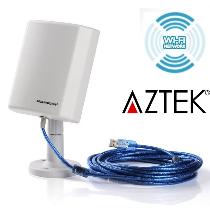 antenne amplificateur wifi