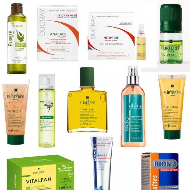 anti chute de cheveux efficace