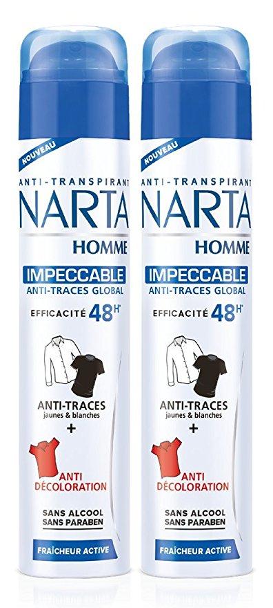 anti transpirant homme efficace