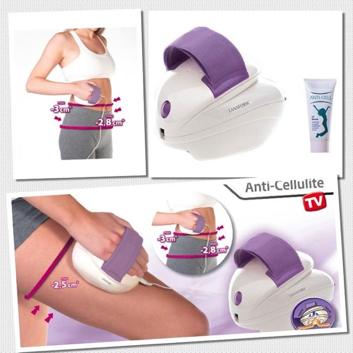 appareil anti cellulite palper rouler