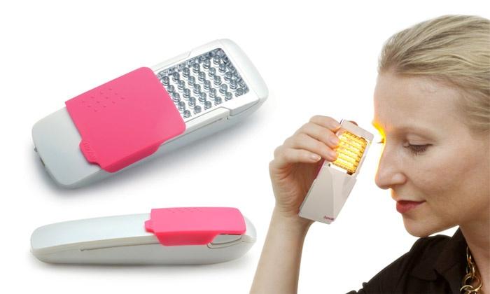 appareil anti rides lumière pulsée