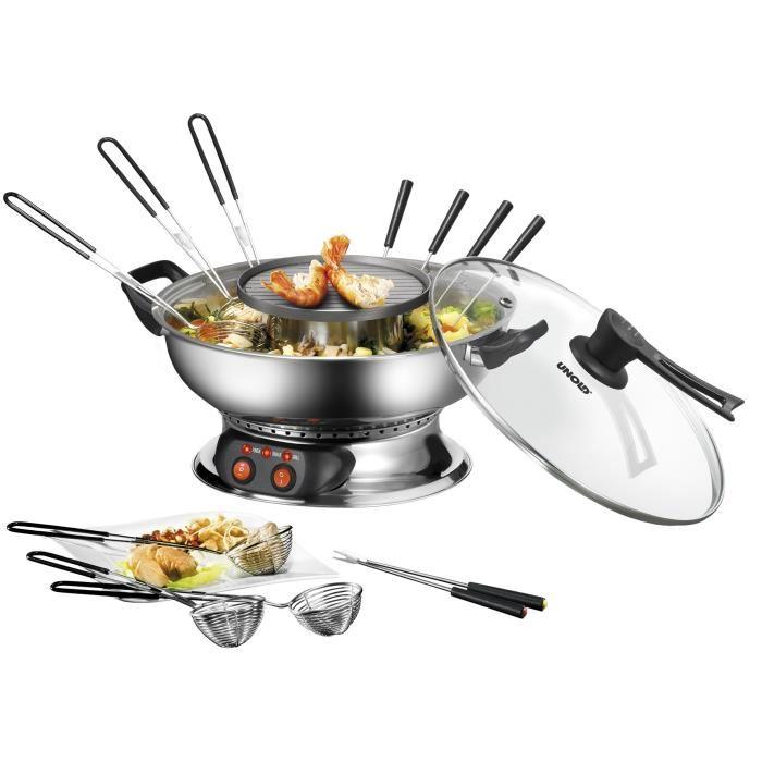 appareil fondue chinoise