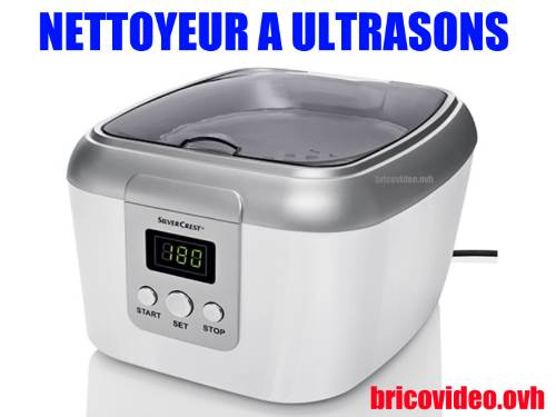 appareil nettoyage ultrason