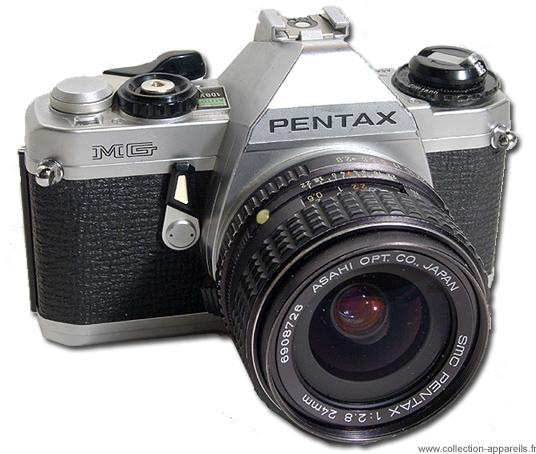appareil pentax reflex