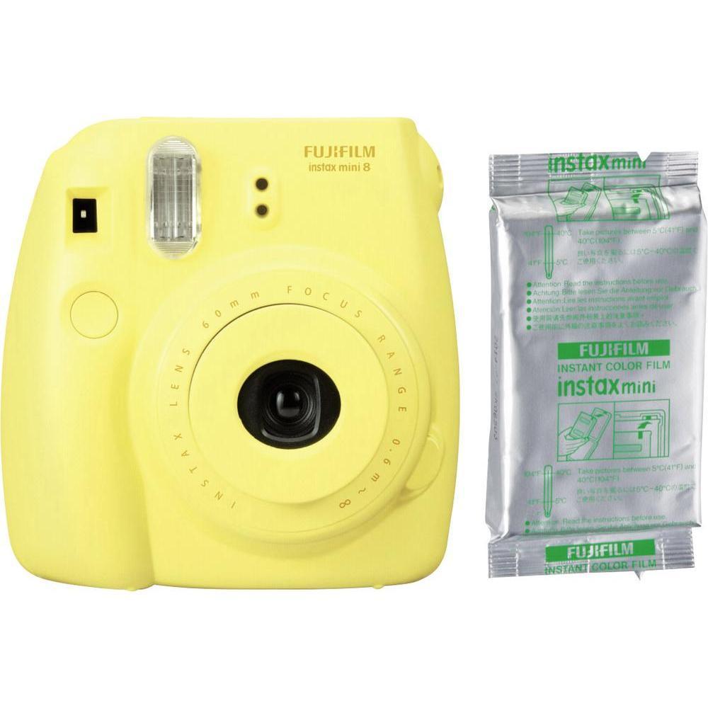 appareil photo à développement instantané