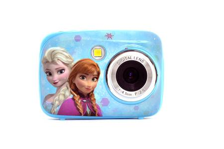 appareil photo reine des neiges