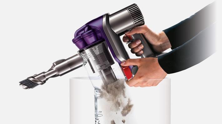 aspirateur à main sans fil puissant