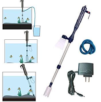 aspirateur electrique pour aquarium