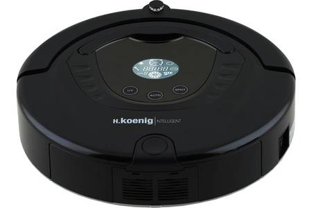 aspirateur intelligent