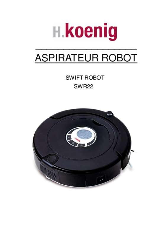 aspirateur robot koenig swr22