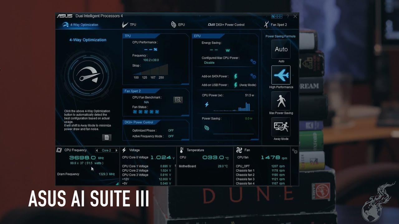 asus suite 3