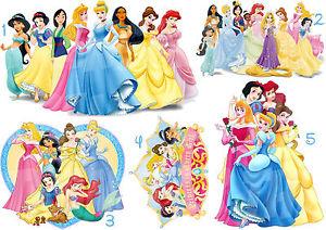 autocollant princesse