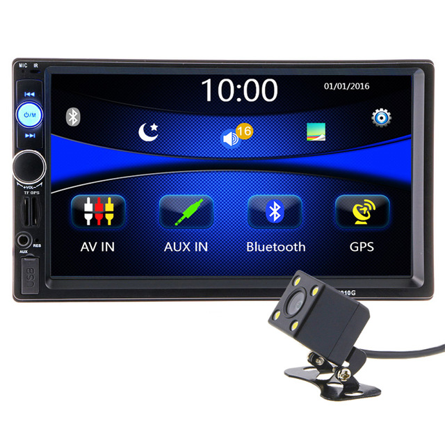 autoradio bluetooth 2 din