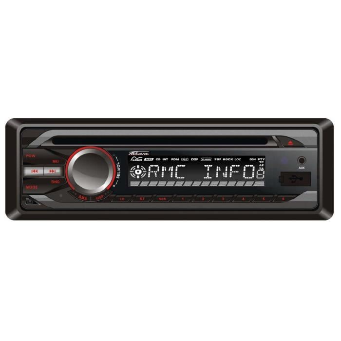 autoradio cd voiture