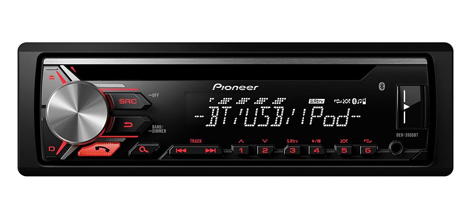 autoradio pioneer bluetooth