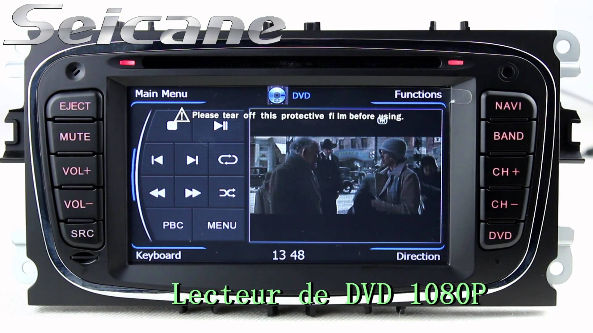 autoradio pour ford focus