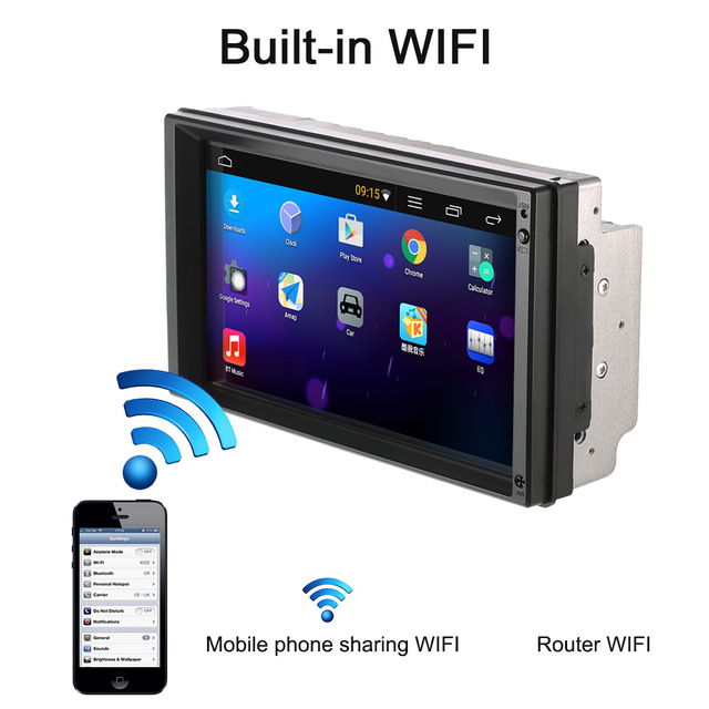 autoradio wifi