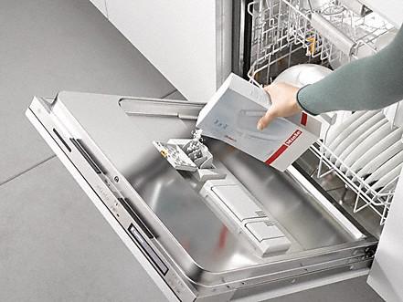 bac a sel lave vaisselle