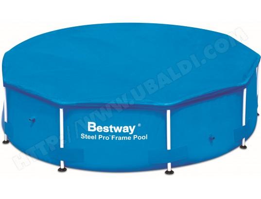 bache piscine bestway 305
