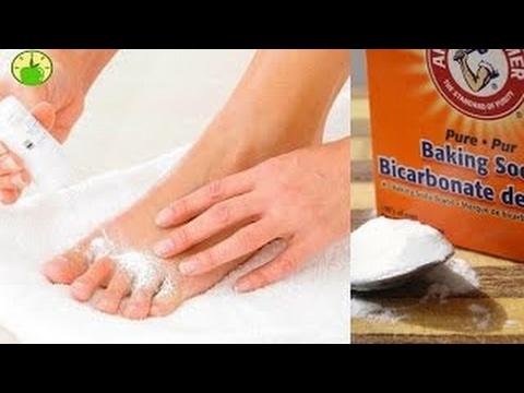bain de pied bicarbonate de sodium