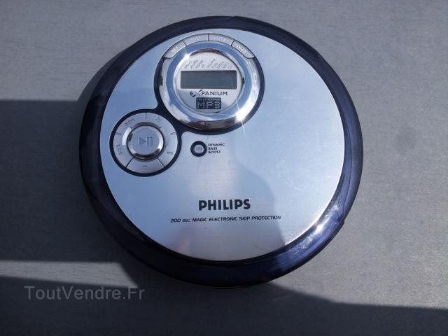 baladeur cd philips