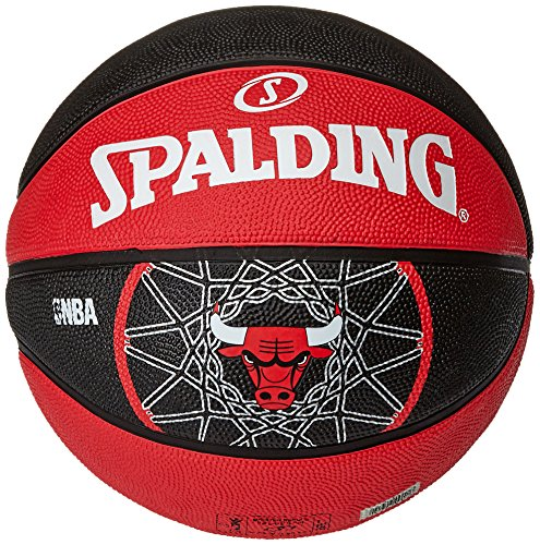 ballon de basket chicago bulls