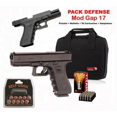 arme de defense categorie d