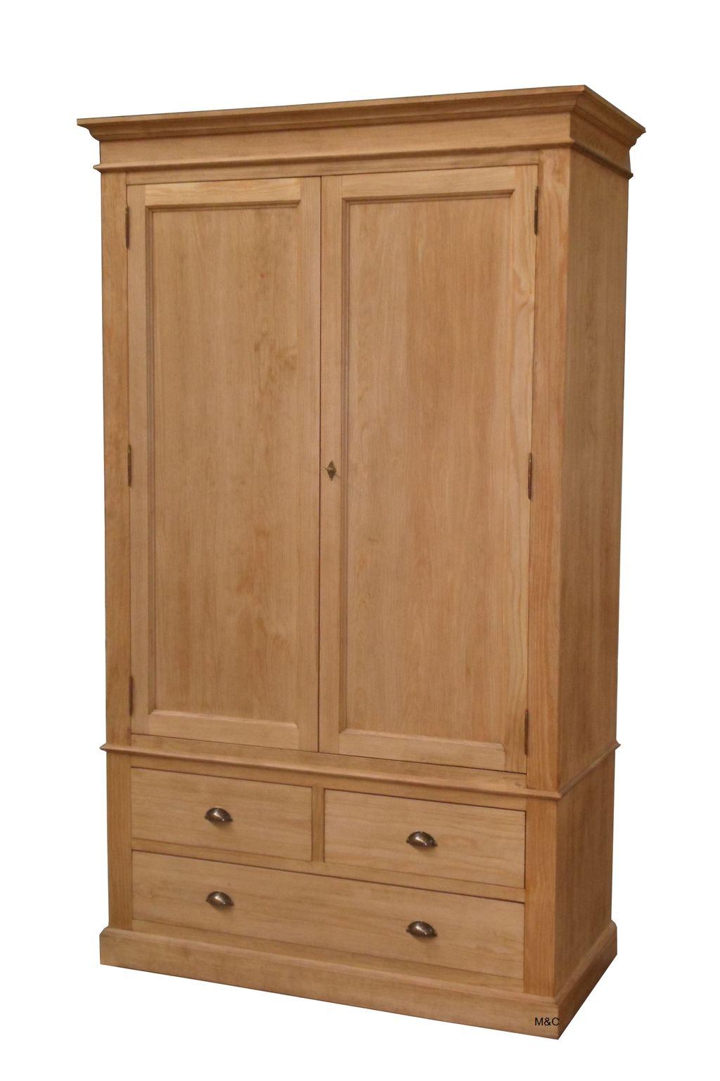 armoire bois massif