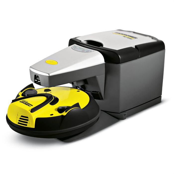 aspirateur robot vapeur