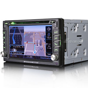 autoradio bluetooth gps 2 din