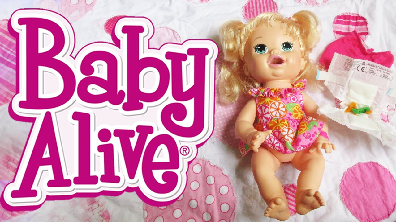baby alive sarah