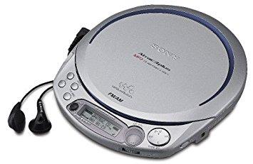 baladeur cd portable