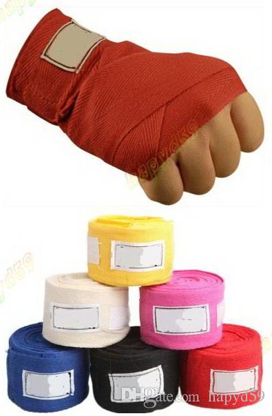 bandage kick boxing