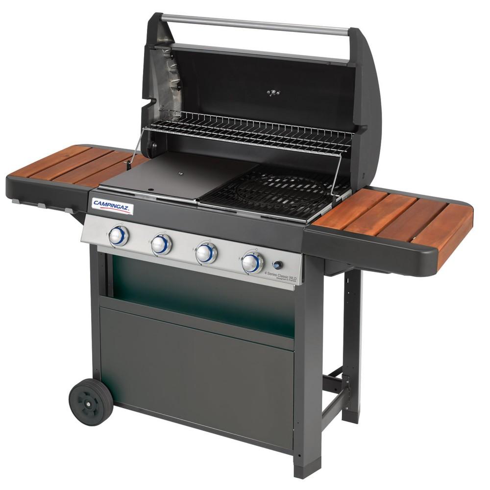 barbecue au gaz campingaz