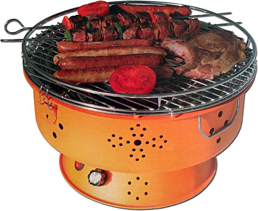 barbecue sans fumée