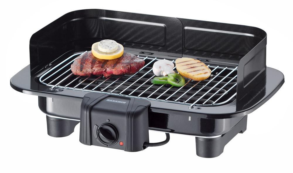 barbecue severin electrique