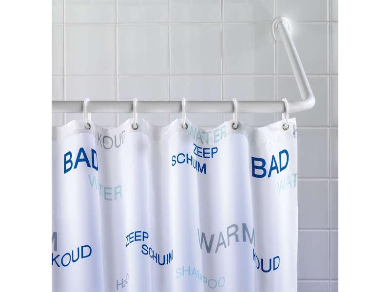 barre de douche modulable