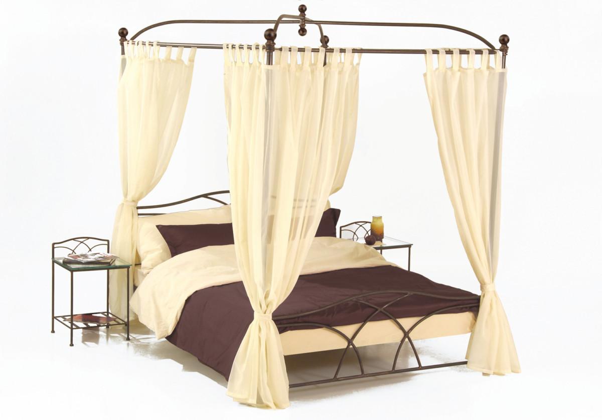 barre pour lit baldaquin