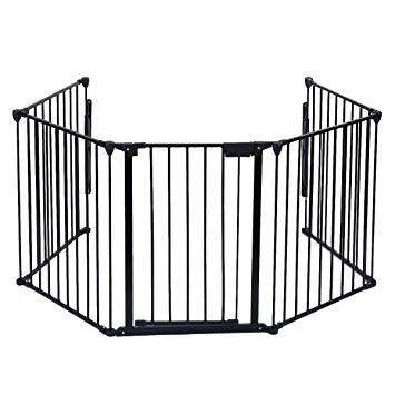 barriere de protection poele