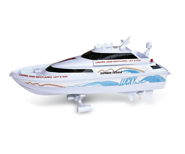 bateau télécommandé enfant