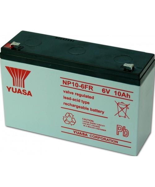 batterie 6v 10ah rechargeable
