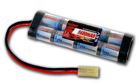 batterie 9 6v airsoft